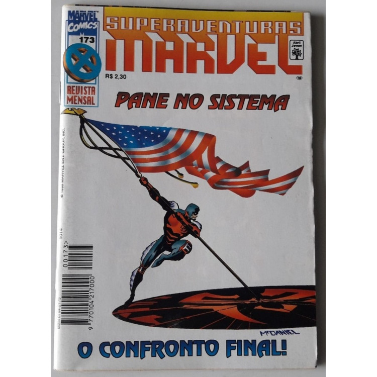 Superaventuras Marvel nº 173 /Abril