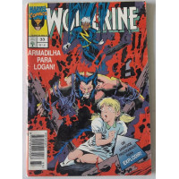 Wolverine nº 33 /Abril