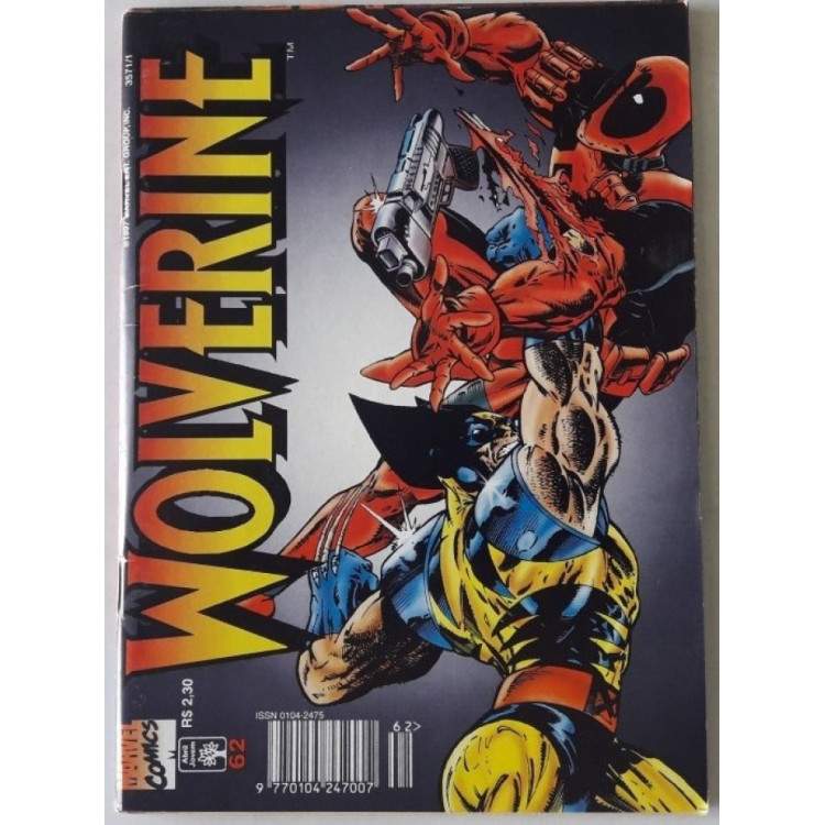 Wolverine nº 62 /Abril