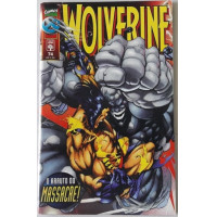 Wolverine nº 74 /Abril