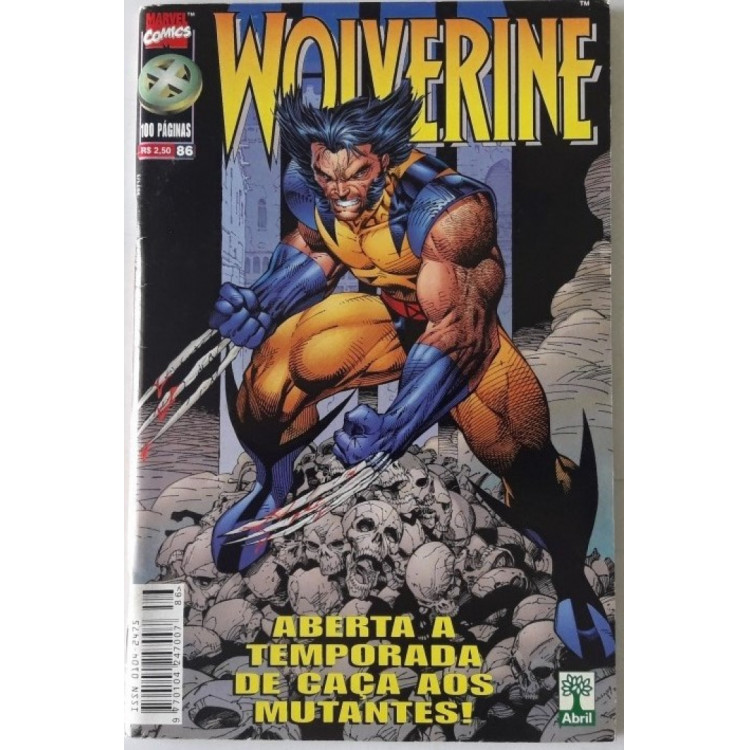 Wolverine nº 86 /Abril