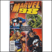 Marvel 98 nº 1 /Abril