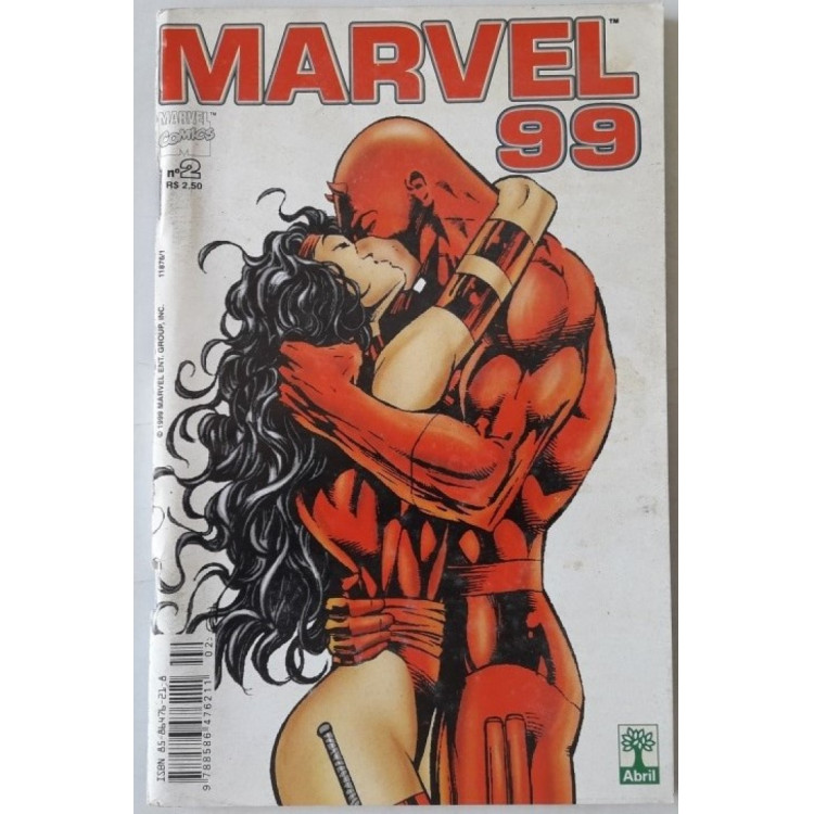 Marvel 99 nº 2 /Abril