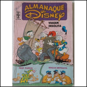 Almanaque Disney nº 206 /Abril