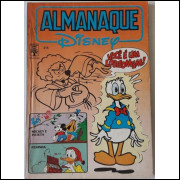 Almanaque Disney nº 215 /Abril
