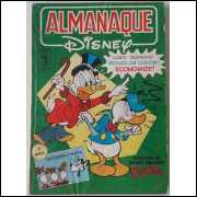 Almanaque Disney nº 217 /Abril