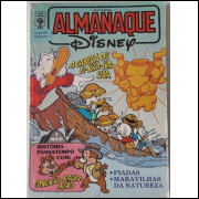 Almanaque Disney nº 249 /Abril