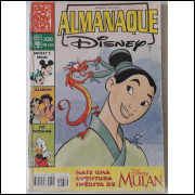 Almanaque Disney nº 330 /Abril