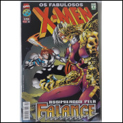 Os Fabulosos X-Men nº 40 /Abril