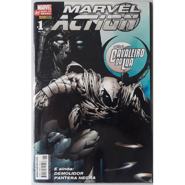 Marvel Action nº 1 /Panini