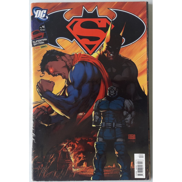 Superman & Batman nº 4 /Panini