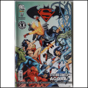 Superman & Batman nº 23 /Panini