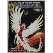 Marvel Force nº 2 /Globo