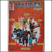 Marvel Force nº 4 /Globo