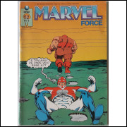 Marvel Force nº 5 /Globo