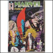 Marvel Force nº 6 /Globo