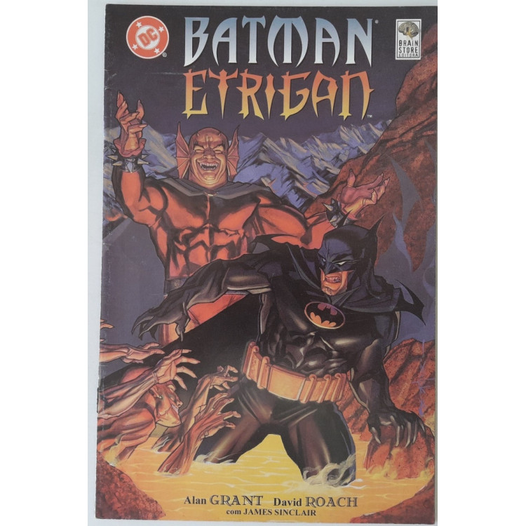 Batman & Etrigan /Brainstore Editora