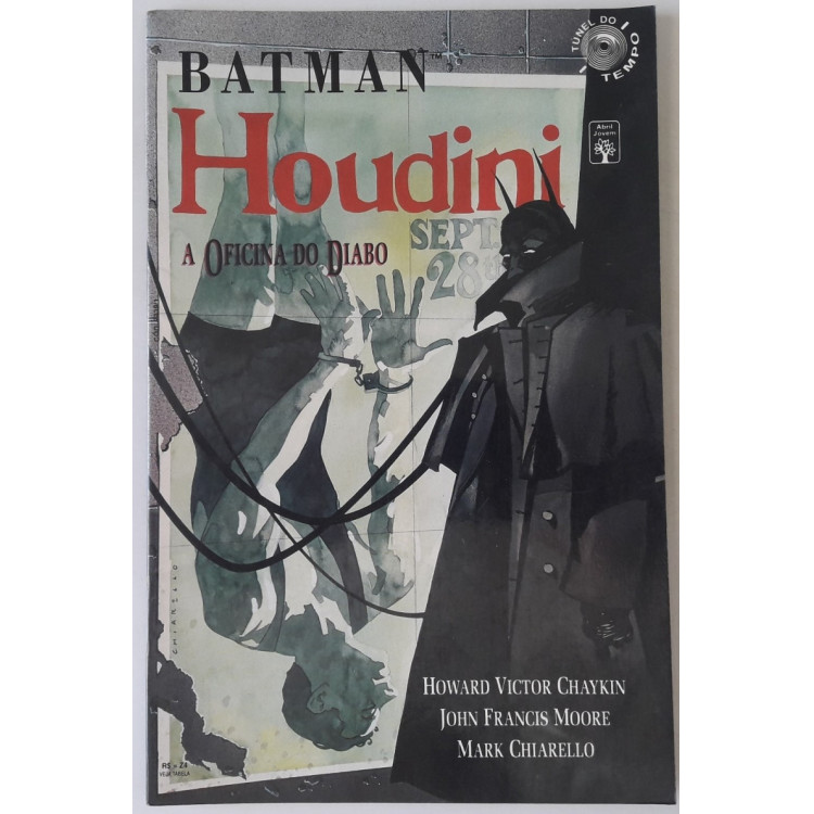 Batman - Houdini /Abril