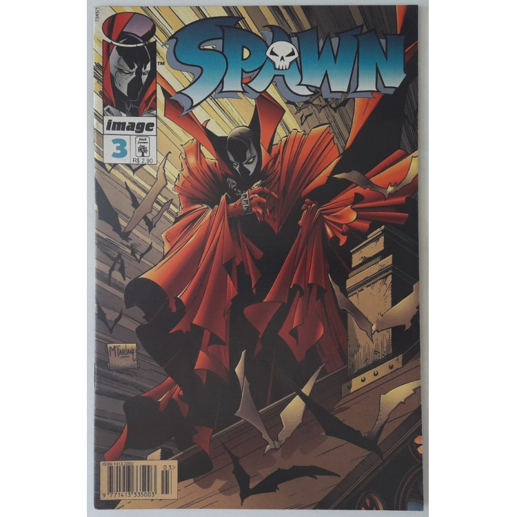 Spawn nº 3 /Abril