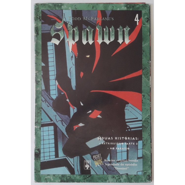 Spawn Collection nº 4 /Abril