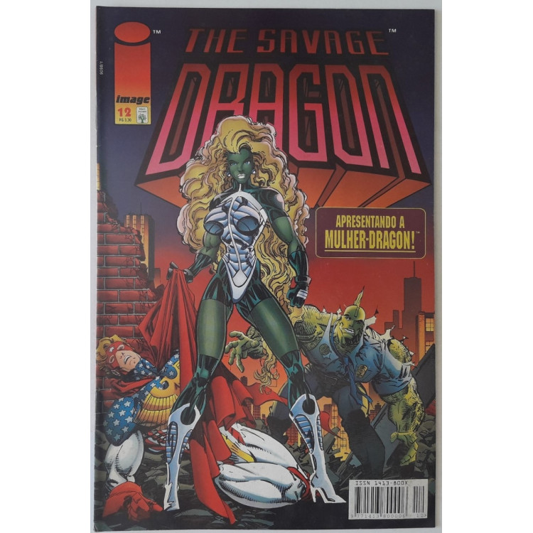 The Savage Dragon nº 12 /Abril