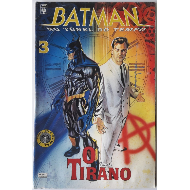 Batman No Túnel do Tempo - parte 3 — Minissérie/Abril