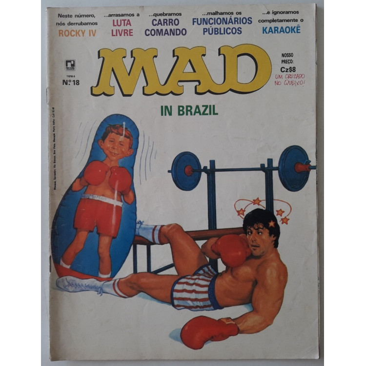 Mad Nº 18 /Record