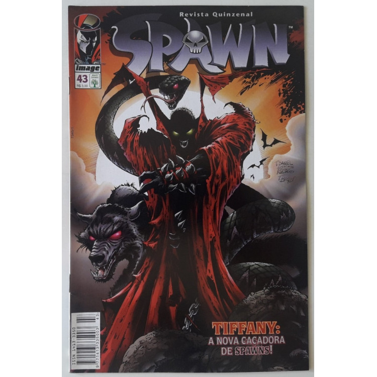 Spawn nº 43 /Abril