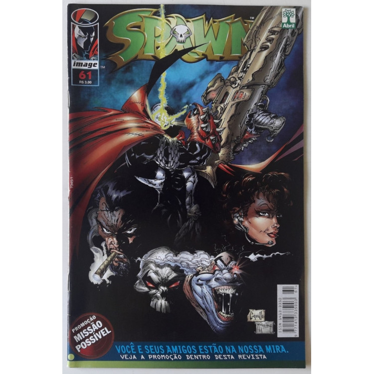 Spawn nº 61 /Abril