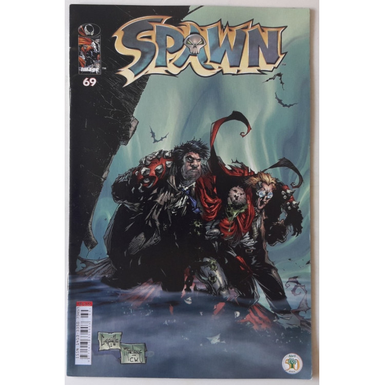 Spawn nº 69 /Abril