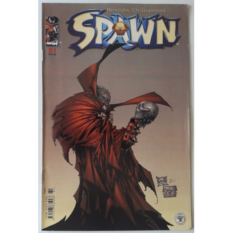 Spawn nº 81 /Abril