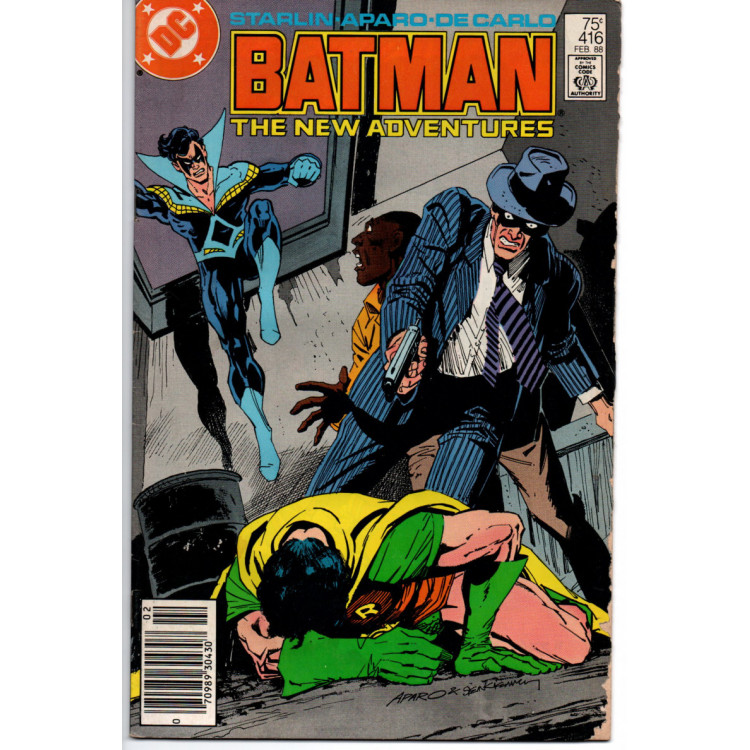 Batman Nº 416 /DC Comics