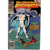 The West Coast Avengers Nº 45 /Marvel Comics