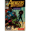The West Coast Avengers Nº 48 /Marvel Comics