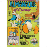 ALMANAQUE DISNEY Nº 210 - EDITORA ABRIL