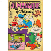 ALMANAQUE DISNEY Nº 212 - EDITORA ABRIL