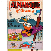 ALMANAQUE DISNEY Nº 216 - EDITORA ABRIL