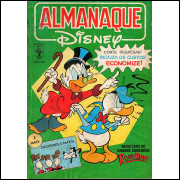 ALMANAQUE DISNEY Nº 217 - EDITORA ABRIL