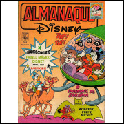 ALMANAQUE DISNEY Nº 222 - EDITORA ABRIL