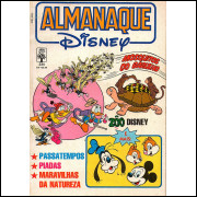 ALMANAQUE DISNEY Nº 234 - EDITORA ABRIL