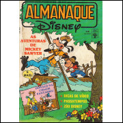 ALMANAQUE DISNEY Nº 238 - EDITORA ABRIL