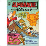ALMANAQUE DISNEY Nº 249 - EDITORA ABRIL