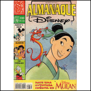 ALMANAQUE DISNEY Nº 330 - EDITORA ABRIL