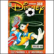 ALMANAQUE DISNEY Nº 368 - EDITORA ABRIL