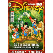 ALMANAQUE DISNEY Nº 369 - EDITORA ABRIL