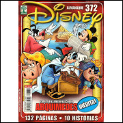 ALMANAQUE DISNEY Nº 372 - EDITORA ABRIL