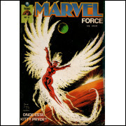 MARVEL FORCE Nº 2 - EDITORA GLOBO