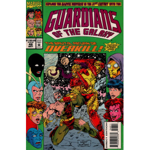 GUARDIANS OF THE GALAXY Nº 48