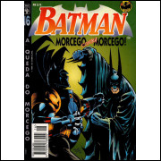 BATMAN Nº 16 - 4º SÉRIE (A QUEDA DO MORCEGO) - EDITORA ABRIL